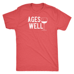 Ages Well - Classic Tee