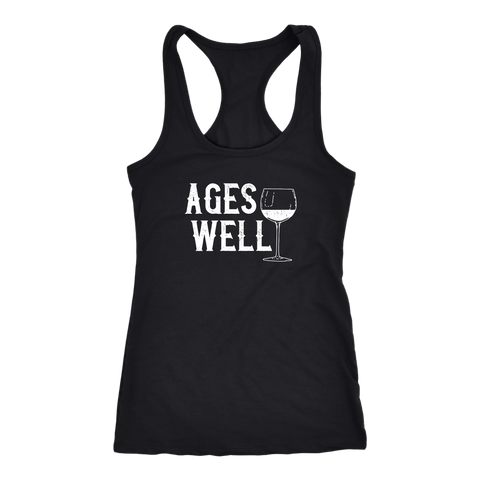 Ages Well - Tank Top