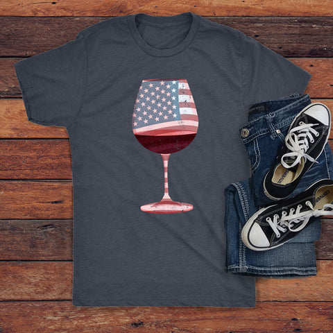 Wine for America - Classic Tee