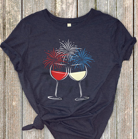 Cheers to Freedom - Classic Tee