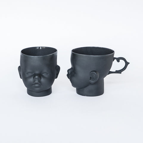 """French doll"" mug"