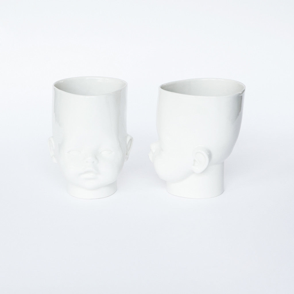 """OH Baby!"" vase/cup"