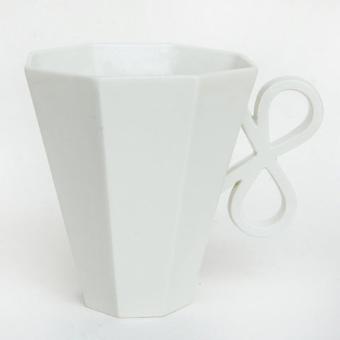 """French doll"" espresso cup"