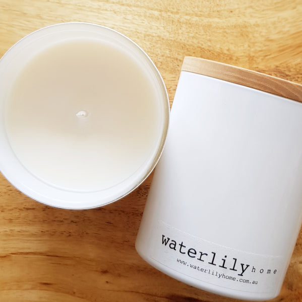 Verbena Candle - Waterlily Home