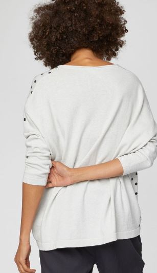 Spot Organic Cotton & Wool Knit