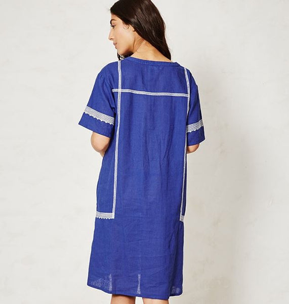Karima Hemp Tunic