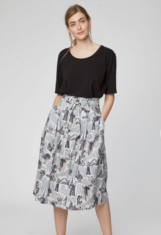 Parisian Skirt