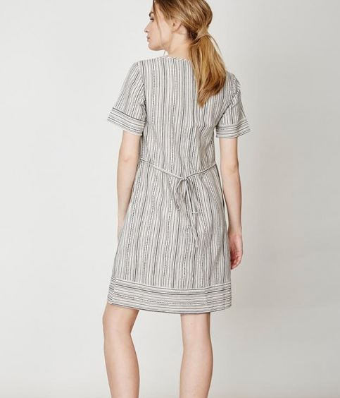 Hettie Hemp Cotton Dress