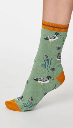 Wild Duck Socks