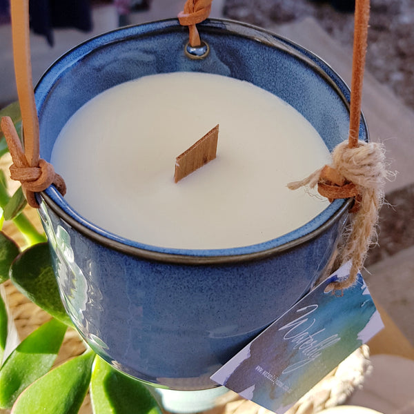 Ceramic Hanging Candle