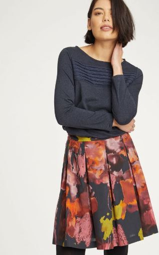 Kala Tencel Skirt