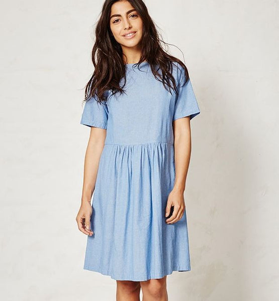 The Kara Organic Cotton Dress