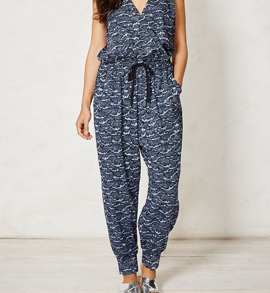 Nalu Kua Organic Cotton Jumpsuit