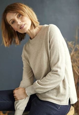 Organic Cotton & Wool Knit