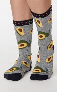Avocado Bamboo Socks