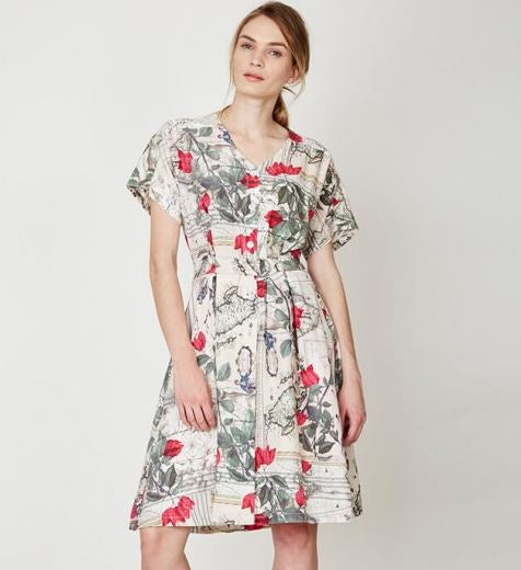 Voyage Tencel Dress