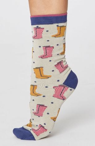 Rainy Days Sock 3 Pack