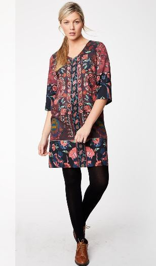 Tapestry Tunic Dress