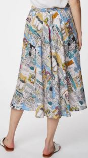Veriena Organic Cotton Skirt