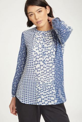 Ellinor Organic Cotton Blouse