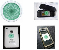 Use Phone Shields Inside Your iPhone or Smart Phone Or Place Between Case And Cover