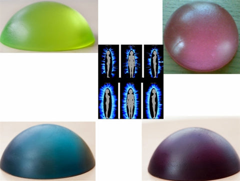 Dome Orgone Energy Generators Come In Four Great Colours