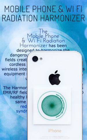 Computer WiFi Cell Phone Radiation EMF Shielding