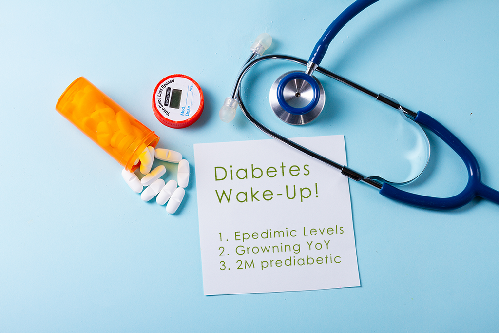 Diabetes Wake-Up!