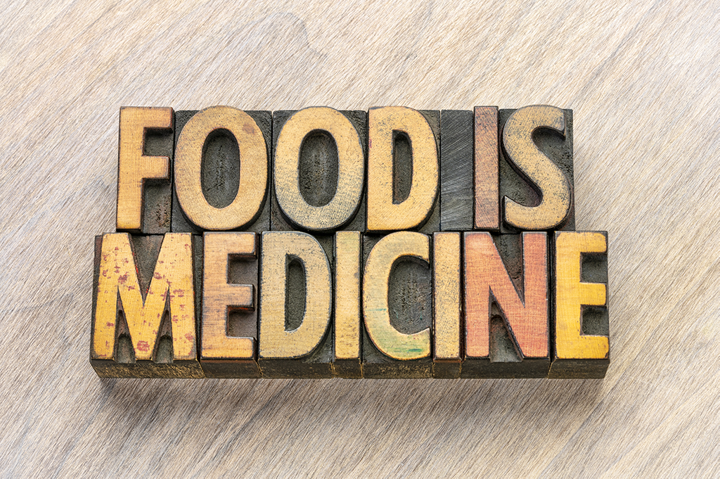 What is Food As Medicine?