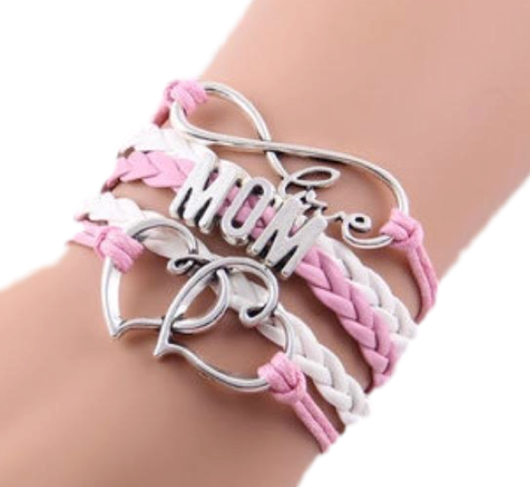 #Breast Cancer Awareness Month - MOM Bracelet