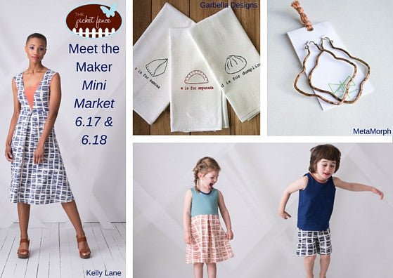 Meet the Maker, Mini Market
