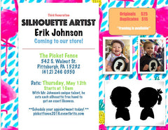 Silhouette Artist May 12th