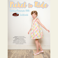 A Picket to Ride, Look Book for Summer 2016