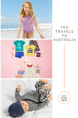 Travel to Australia with Tea Collection