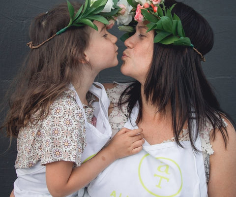 Mommy & Me Flower Crown Event