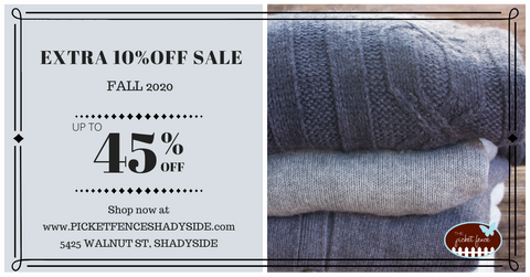 Save on Favorite Fall and Winter Styles