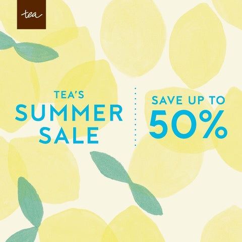 Tea Collection Summer SALE