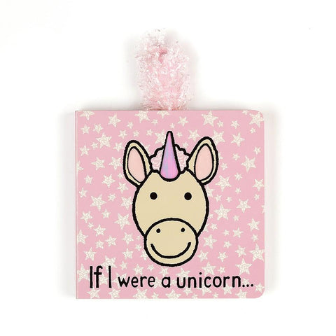 BABY BOOK - If I Were A Unicorn Book