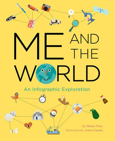 BABY BOOK - Me And The World, An Infographic Exploration