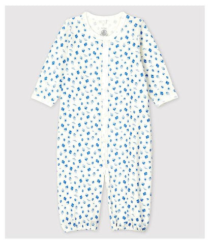 BABY COVERALL - STARRY ORGANIC COTTON JUMPSUIT/SLEEPING BAG