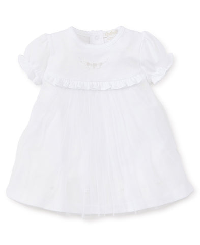 BABY DRESS - Dress Set With Embroidery
