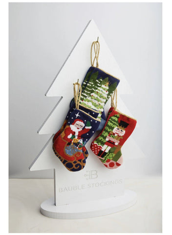 HOLIDAY DECOR - Bauble Stocking