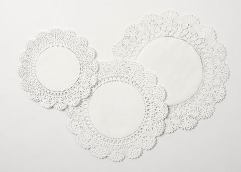Home Entertaining - Doilies - Serving Papers