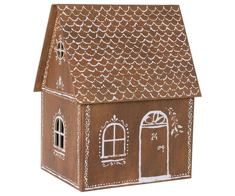 Interactive Toy - Gingerbread House
