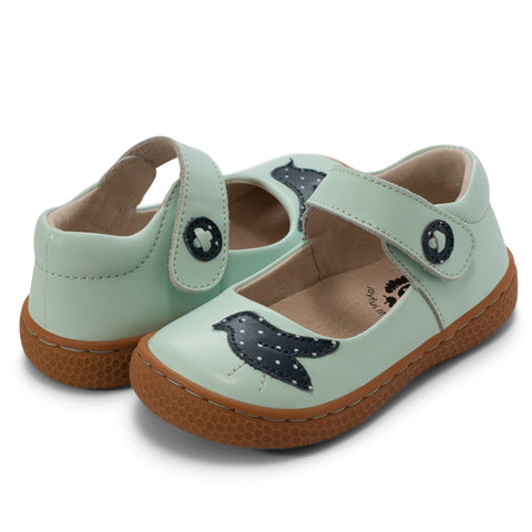 Kids Shoes - Pio Pio In Green Tea