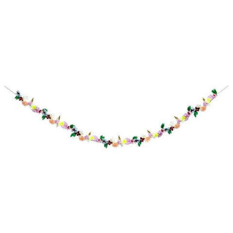 Party Supplies - Lilac Blossom Garland