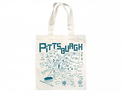PITTSBURGH GIFT - Pittsburgh Tote