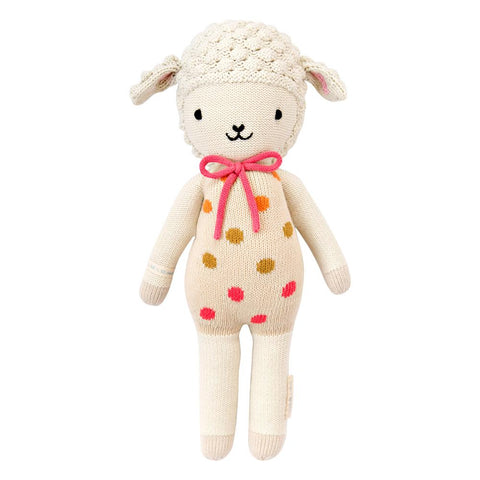 Soft Toy - Cuddle + Kind Knit Dolls