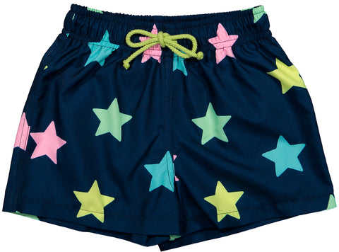 Stardust Swim Trunks