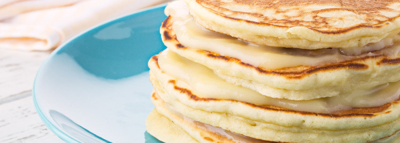 lemony goodness pancakes